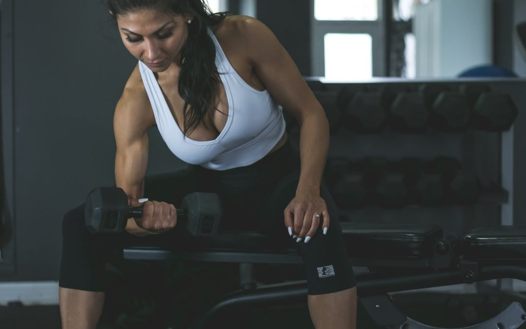 BECOMING MORE AWARE OF THAT 'MIND TO MUSCLE CONNECTION'