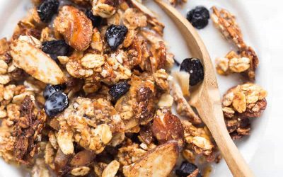 GRANOLA LOVERS! THIS POST IS FOR YOU!
