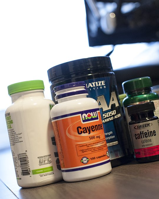 SUPPLEMENTS, WORKOUT PERFORMANCE AND MAINTAINING A HEALTHY LIFESTYLE.
